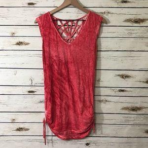 Billabong Tie Dye sleeveless top / Small